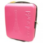 Abs-trolley-Travel-Worldde-color-rosa-caramelo-51-cm-0
