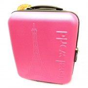 Abs-trolley-Travel-Worldde-color-rosa-caramelo-51-cm-0-4