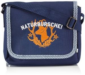 Adelheid-Naturbursche-Kindergartentasche-13141083527-Bolsa-de-mensajero-para-hombre-color-azul-talla-24x21x5-cm-0