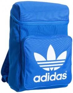 Adidas-Rucksack-Originals-Classic-Backpack-Mochila-mujer-hombre-color-azul-talla-26-x-13-x-41-cm-0