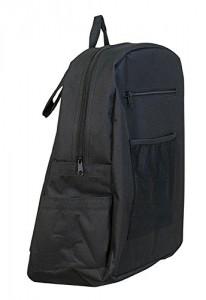 Aidapt-VA136SS-Mochila-para-sillas-de-ruedas-y-carritos-elctricos-color-negro-0