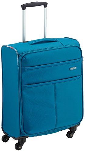 3bc290854 American Tourister Equipaje de cabina, 55 cm, 39 L, Azul - Equipaje