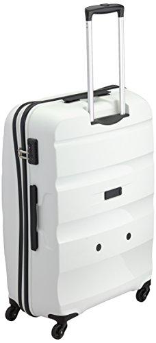 dbf62857a American Tourister Bon Air - Equipaje de mano, Blanco (White), L ...