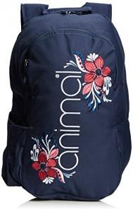 Animal-Bearia-Logo-Bolso-mochila-color-Azul-Marino-talla-0-0