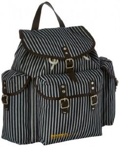 Bensimon-Khaki-Back-Pack-Bolso-mochila-color-7035-talla-0-0
