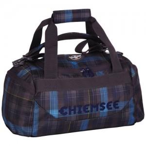 Chiemsee-Bolsa-de-viaje-Chiemsee-5060009-Matchbag-X-small-Reisetaschesporttasche-In-Check-Magnet-44x22x21-Cm-44-cm-negro-CHECK-MAGNET-5060009-0