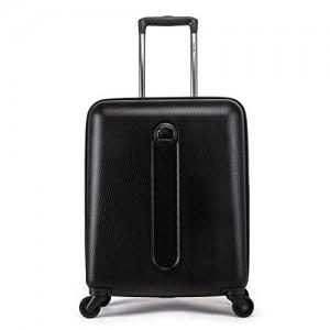 DELSEY-Maleta-55-cm-negro-negro-00160680100-noir-0