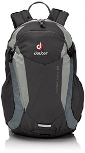 Deuter-Cross-Bike-18-Mochila-45-x-28-x-18-cm-color-negro-y-plateado-0