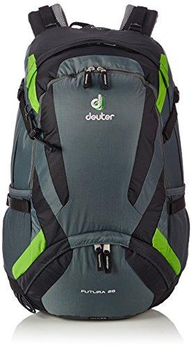 Deuter-Rucksack-Futura-28-Mochila-de-senderismo-color-gris-talla-54-x-32-x-23-cm-0