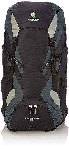 Deuter-Rucksack-Futura-Pro-36-Mochila-de-senderismo-color-negro-talla-DE-68-x-33-x-24-cm-0