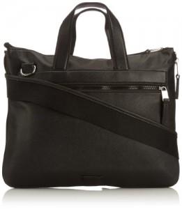ESPRIT-Business-034EA2O012-Bolsa-al-hombro-para-hombre-color-negro-talla-38x31x2-cm-0