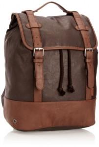 ESPRIT-Rucksack-034EA2O003-Bolsa-al-hombro-para-hombre-color-marrn-talla-31x42x16-cm-0