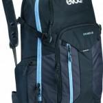 EVOC-Performance-Rucksack-Explorer-Mochila-de-ciclismo-impermeable-sistema-de-hidratacin-color-marrn-talla-28-x-21-x-54-cm-0