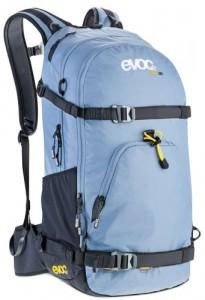 EVOC-Performance-Rucksack-Line-Pack-de-esqu-de-descenso-libre-color-gris-talla-57-x-27-x-18-cm-0