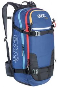EVOC-Protektor-Rucksack-Fr-Guide-Mochila-de-senderismo-color-azul-marino-talla-S-28L-0