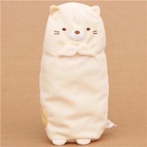 Estuche-para-lpices-San-X-gato-tmido-beis-Sumikkogurashi-0