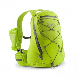 Lowe-Alpine-Rucksack-Lightflite-Mochila-de-senderismo-color-verde-talla-14-l-0