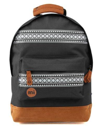 Mi-Pac-Nordic-Black-Bolsa-escolar-color-negro-negro-talla-FR-33-cm-0