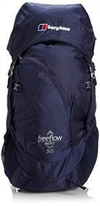 Mochila-de-trekking-Berghaus-Freeflow-30-azul-para-mujer-2014-0