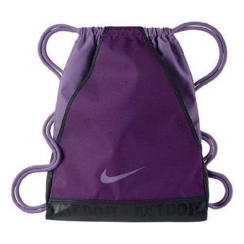 Nike BolsaColor Única Varsity Equipaje MoradoTalla Gymsack 7g6bfyY