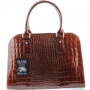Olivia-Bolso-en-cuero-genuino-cuero-cocodrilo-n1196-marron-0