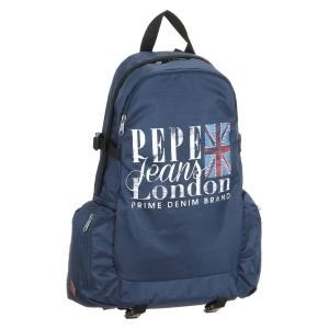 Pepe-Jeans-London-Bolso-Girls-Backpack-Azul-Marino-nica-0