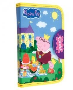 Peppa-Pig-Lleno-caja-de-lpiz-de-papelera-0