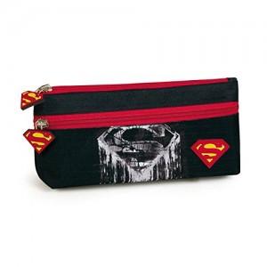 Portatodo-doble-cremaller-Superman-0