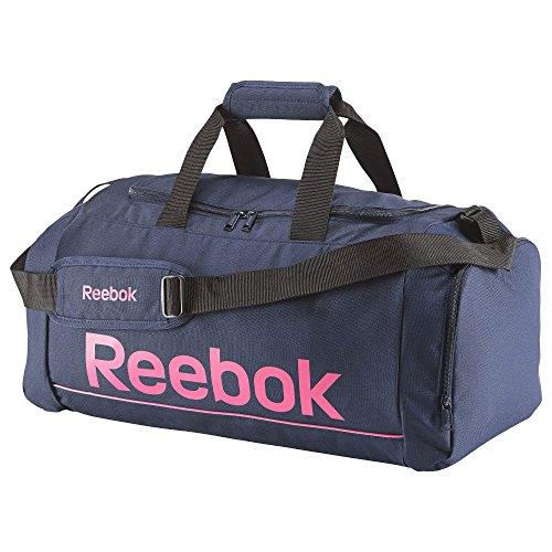 Reebok-Spor-Roy-S-Grip-Bolsa-de-deporte-para-hombre-color-azul-marino-rosa-talla-nica-0