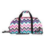 Roxy-Equipaje-de-cabina-Distance-Apart-multicolor-tropical-pink-0-1