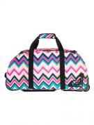 Roxy-Equipaje-de-cabina-Distance-Apart-multicolor-tropical-pink-0