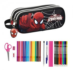 Spider-Man-Portatodo-triple-lleno-34-piezas-cm-Safta-811412706-0