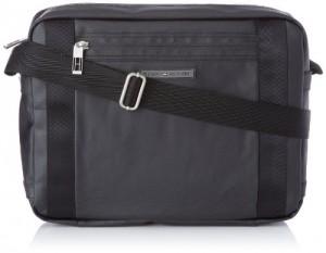 Toms-Of-Maine-Sheldon-Messenger-Bolsa-de-mensajero-color-Black-990-talla-Talla-nica-0