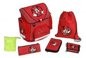 Undercover-Bolso-escolar-Campus-Minnie-Mouse-multicolor-rojo-MI13825AZ-0