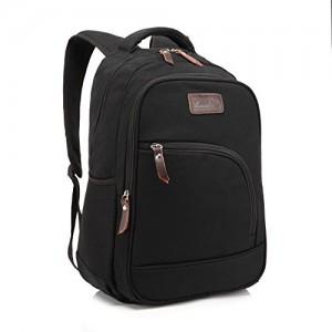 ZeleToile-DN-01-Unidexo-pro-multifuncional-bolso-al-hombro-escolar-para-ordenador-viaje-camping-estudiante-para-PC-porttil-de-13-15pulgadas-negro-0