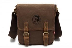 iBaste-bolso-de-hombro-bolso-de-hombro-lona-de-hombre-bolso-de-mensajero-bolso-vintage-hombro-Caf-0